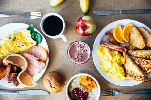 skip breakfast on the 30 day weight loss challenge