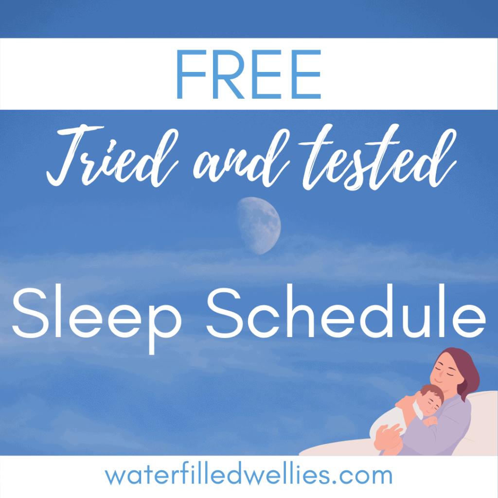 free sleep schedule