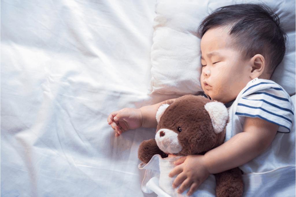 Baby sleep environment